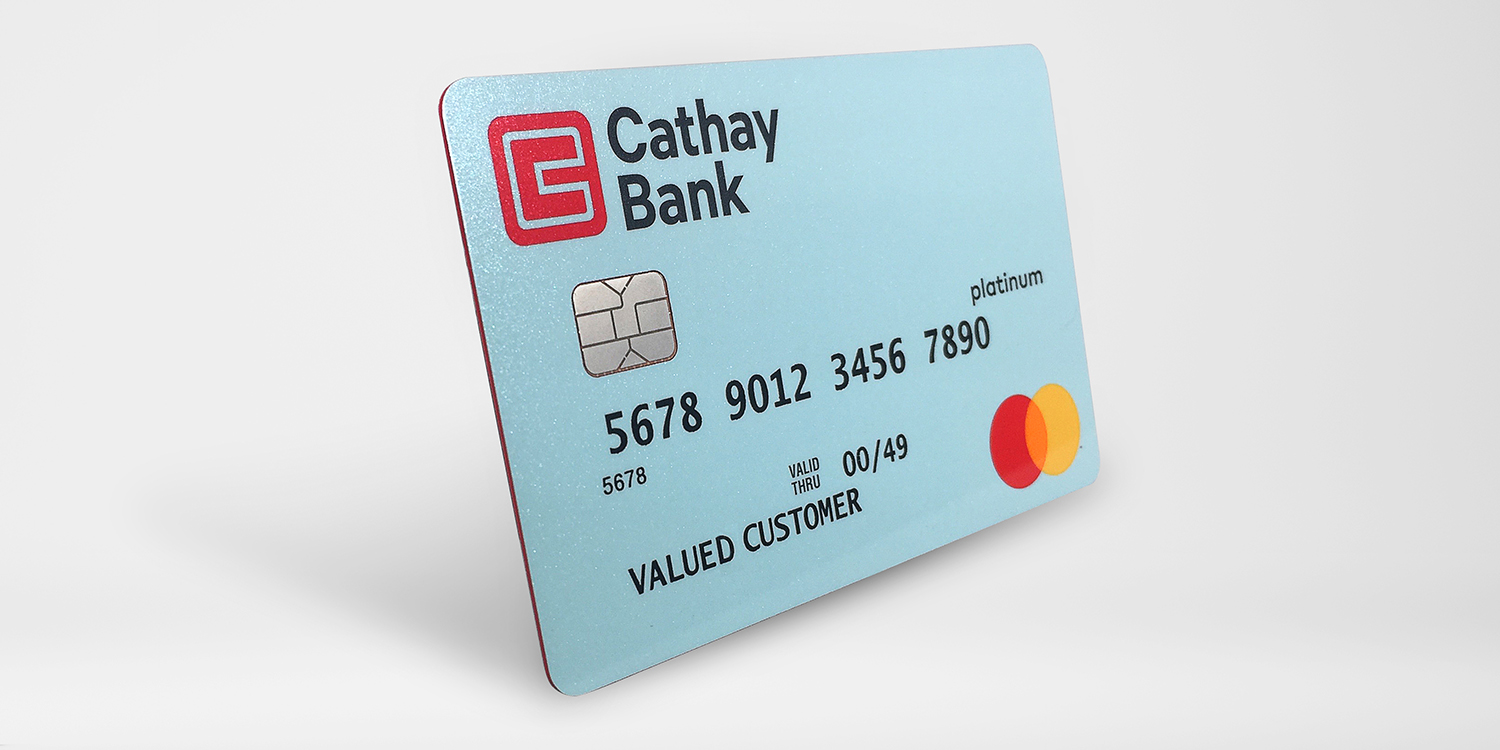 Cathay Bank consumer credit card